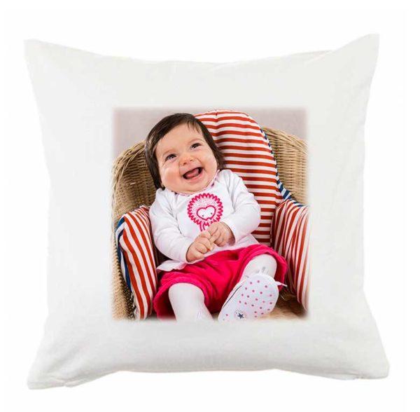 Cuscino personalizzato quadrato