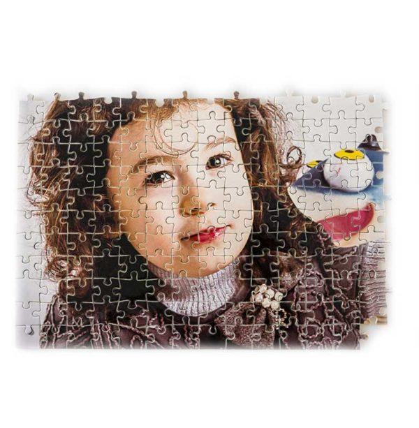 Puzzle personalizzato 20x30 cm 180 tasselli