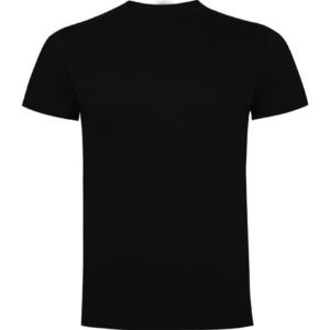 Maglietta personalizzata unisex nera stampa foto, frasi loghi o disegni. Idee regalo. Personalizza la tua maglietta e falla diventare come tu la vuoi.