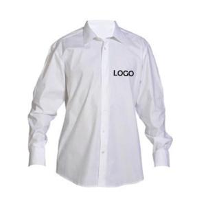 Camicia personalizzata bianca. Stampa la tua camicia con il tuo nome o il tuo logo. Rendi la tua camicia personalizzata e unica come te.