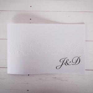 Partecipazioni matrimonio mod. 110