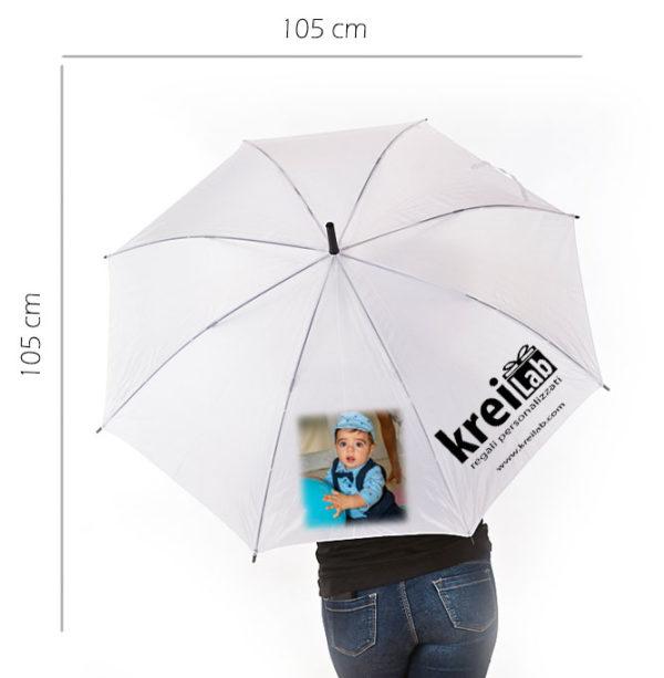 Ombrello personalizzato