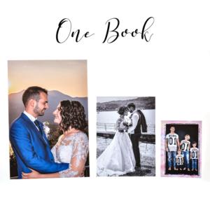 One Book fotolibro personalizzato
