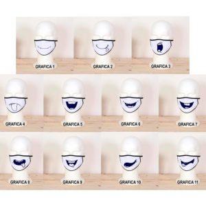Mascherina personalizzata- kreilab avigliana